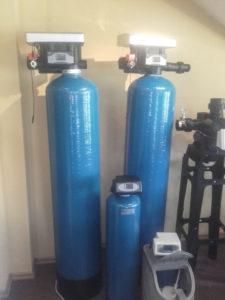 montaż odkamieniaczy wody