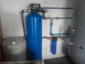 Studnie głębinowe i hydrofornie