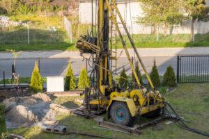 Metody budowy studni głębinowych