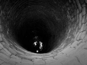 czyszczeniu studni głębinowych